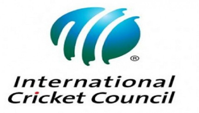 ICC, CRICKET, LOGO