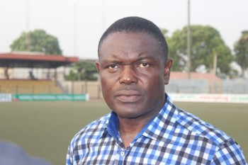 Rivers United Coach, Stanley Eguma