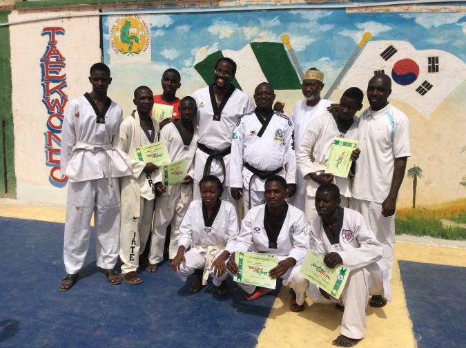 Image result for Chukwumerije Foundation hosts inaugural 2017 Taekwondo Prix Series