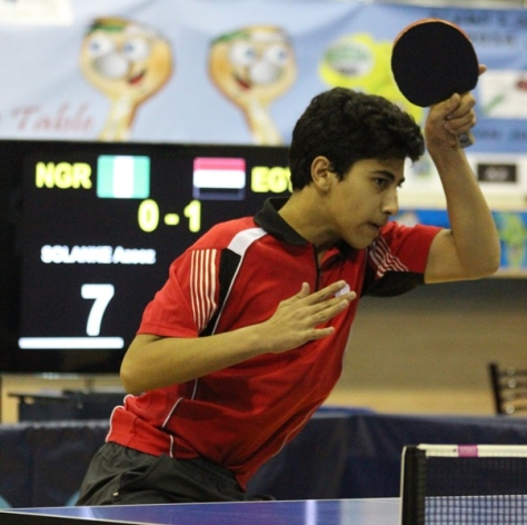 Egypt rules African Juniors in Algiers