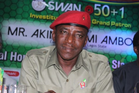 Barrister Solomon Dalung, Nigeria's Minister For Youths and Sports