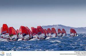 The Sailing World Cup Hyères  image ©Jesus Renedo/Sailing Energy/World Sailing