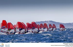 The Sailing World Cup Hyères  image ©Jesus Renedo/Sailing Energy/World Sailing