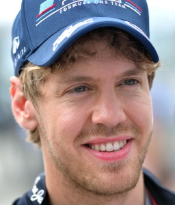 Sebastian Vettel  photo credit: exit1979 https://creativecommons.org/licenses/by-nd/2.0/legalcode