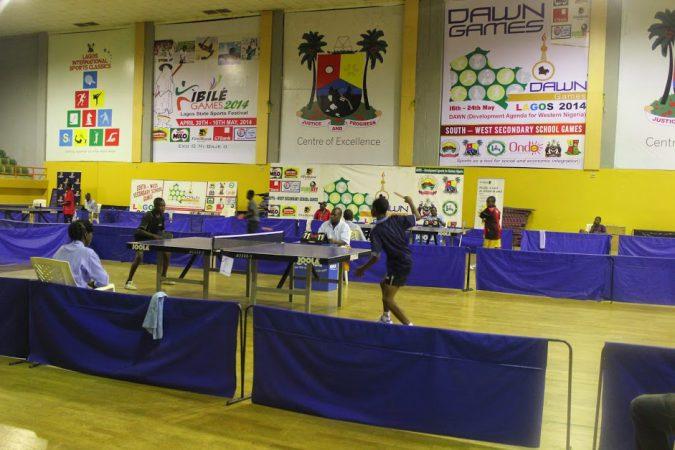 TABLE TENNIS, NIGERIA, NTTF, NIGERIA OPEN, TESLIM BALOGUN