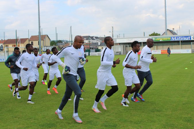 Super Eagles  photo credit: The NFF