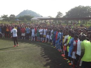 Huge turn–out at Eaglets screening