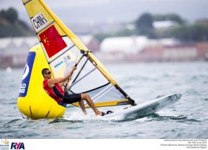 Sailing World Cup Weymouth and Portland is the fourth of six Sailing World Cup regattas in the 2016 series. ©Pedro Martinez/Sailing Energy/World Sailing