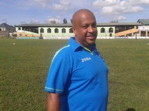 Enyimba FC trainer, Paul Aigbogu