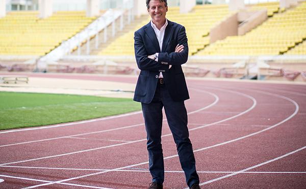 IAAF President Sebastian Coe © IAAF