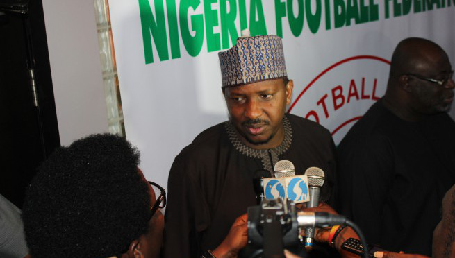 Chairman of the LMC, Shehu Dikko