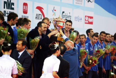 WPWL 2016: SERBIA CONFIRMS SUPERIORITY AT SUPER FINAL photo credit: FINA.ORG