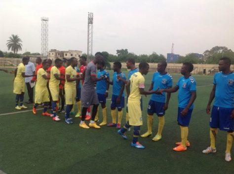 Shekarau Babes vs Kogi United
