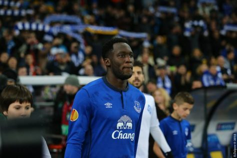 Romelu Lukaku photo credit: Aleksandr Osipov https://creativecommons.org/licenses/by-sa/2.0/legalcode
