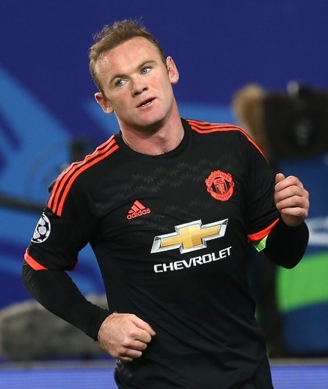 Wayne Rooney  photo credit: Дмитрий Голубович - http://www.soccer.ru/galery/667228/photo/480232 https://creativecommons.org/licenses/by-sa/3.0/legalcode
