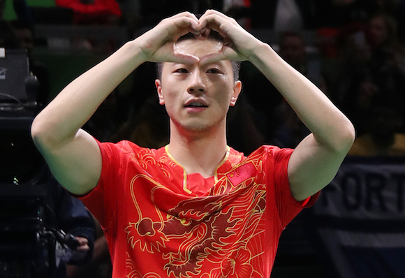 Olympic Champion Ma Long