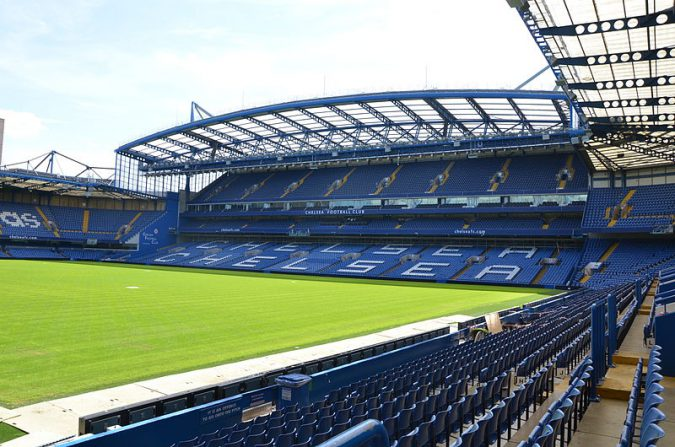 Stamford Bridge photo credit: Lachlan Fearnley https://creativecommons.org/licenses/by-sa/3.0/legalcode