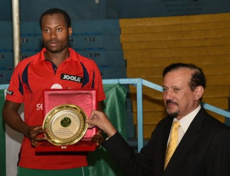 Aruna Quadri has raised the bar for African players –ITTF Africa
