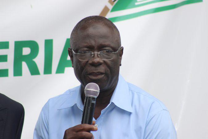 President Nigeria Tennis Federation Eng Sanni Ndanusa