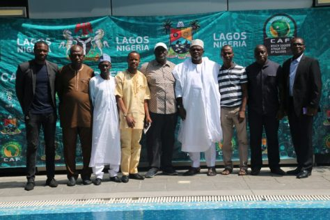 LOC Unveil Plans For 2016 AFCON Beach Soccer