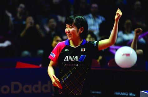 2016 ITTF Women's World Cup Champion Miu Hirano looks to claim World Junior Championships Gold!