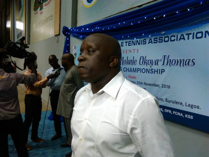 Deji Tinubu Chairman Lagos State Sports Commission