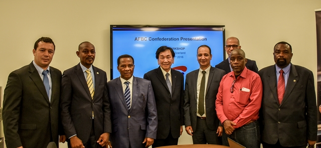 AIBA Plans Bold New Horizon For African Boxing at Continental Confederation Workshop in Lausanne