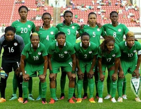 Super Falcons photo credit: @thenff