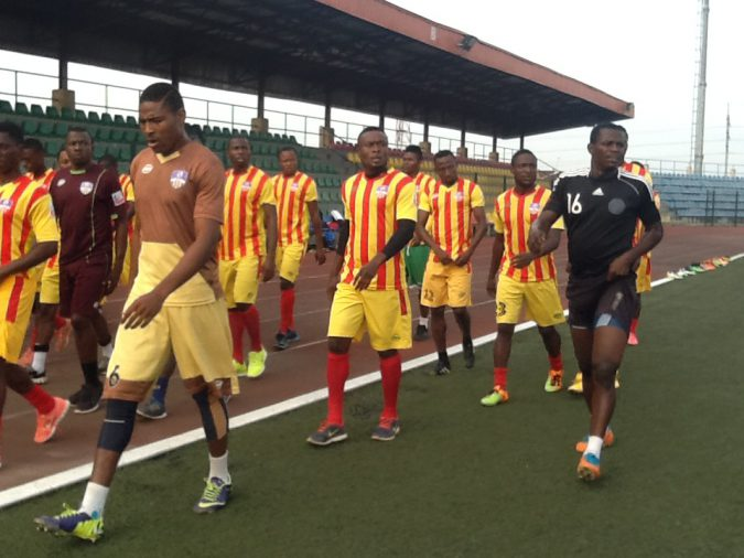 MFM FC ready for Gold Cup