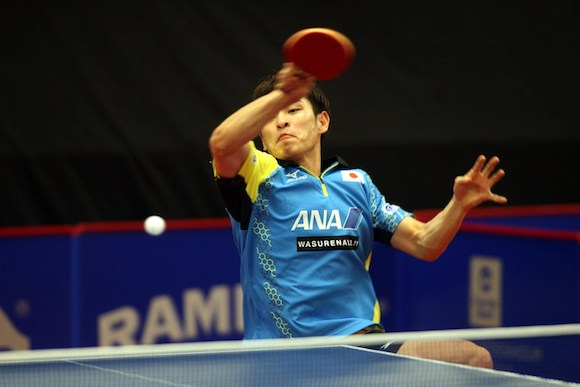 Oshima's victory at the Swedish Open ensured his ticket to the World Tour Grand Finals.