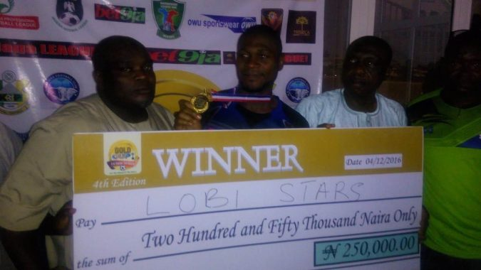 4th-gold-cup-pre-season-tournament-lobi-stars-football-club