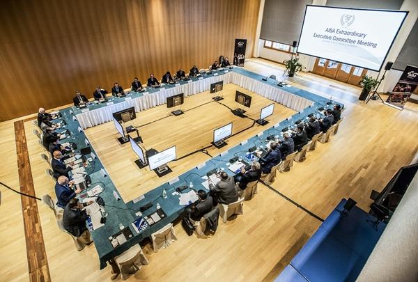 Extraordinary Executive Committee AIBA, boxing photo courtesy: AIBA
