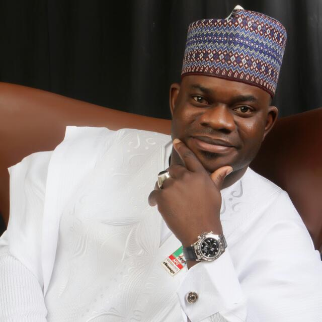 Kogi Governor Yahaya Bello