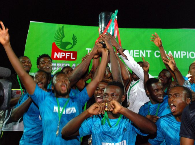 Rivers United are 2016 Super 4 Champions