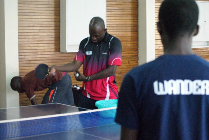 Our Gains From Segun Toriola's Visit, By Kenya Table Tennis Association
