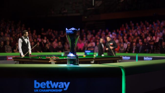 Snooker S Betway Uk Championship Peaks At 2 5m On Bbc