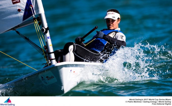 The first stop of World Sailing's 2017 World Cup Series will see over 450 competitors race across the ten Olympic classes from Regatta Park at Coconut Grove, Miami  @Pedro Martinez / Sailing Energy / World Sailing