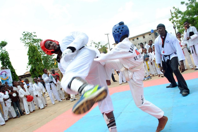 chika-chukwumerije-sports-foundation-ccsf-taekwondo