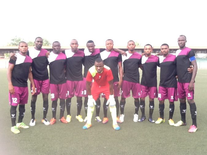 Mountain of Fire and Ministries Football Club