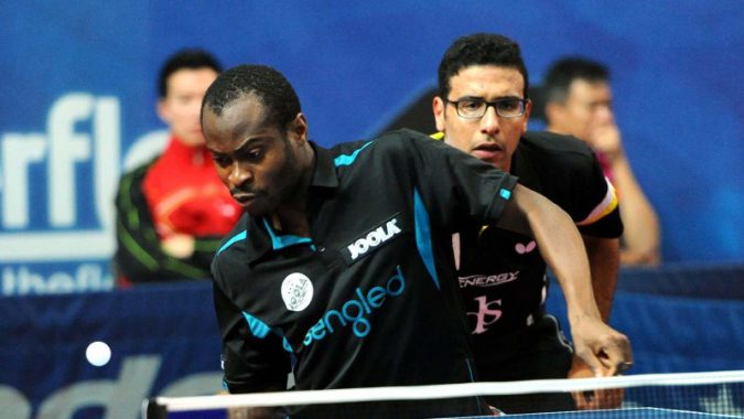 Nigeria's Aruna Quadri to partner Egypt's Omar Assar for ITTT World Tour