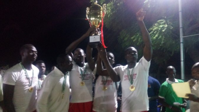 Koto Karfe LG, Kogi State Emerge Winners Of 9th Ajanah Basketball Championship