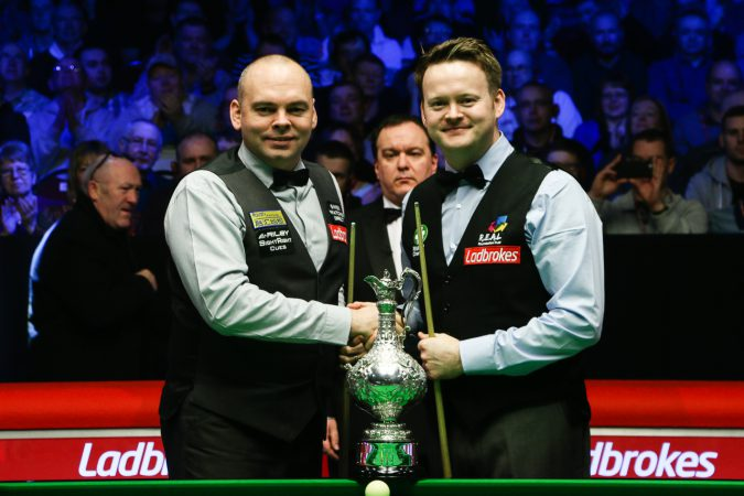 O'Sullivan And Selby Among Star Names Set For Ladbrokes World Snooker Grand Prix