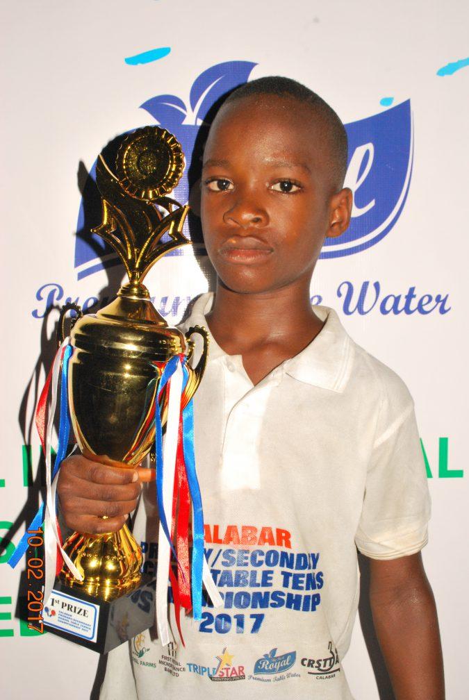 Bright Joel Udoh