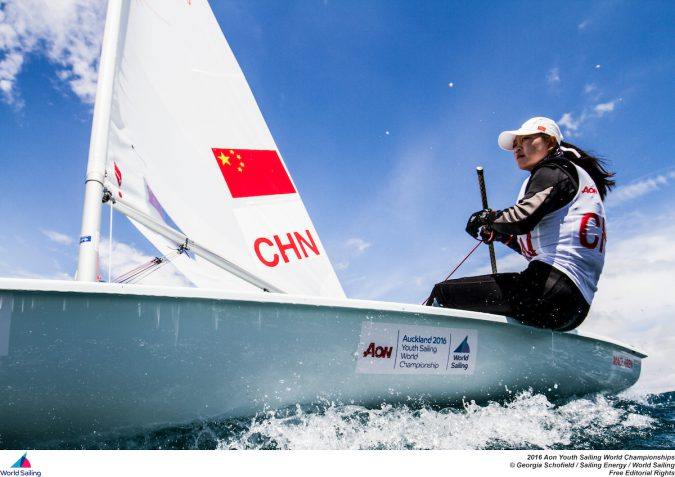 Aon Youth Sailing World Championships