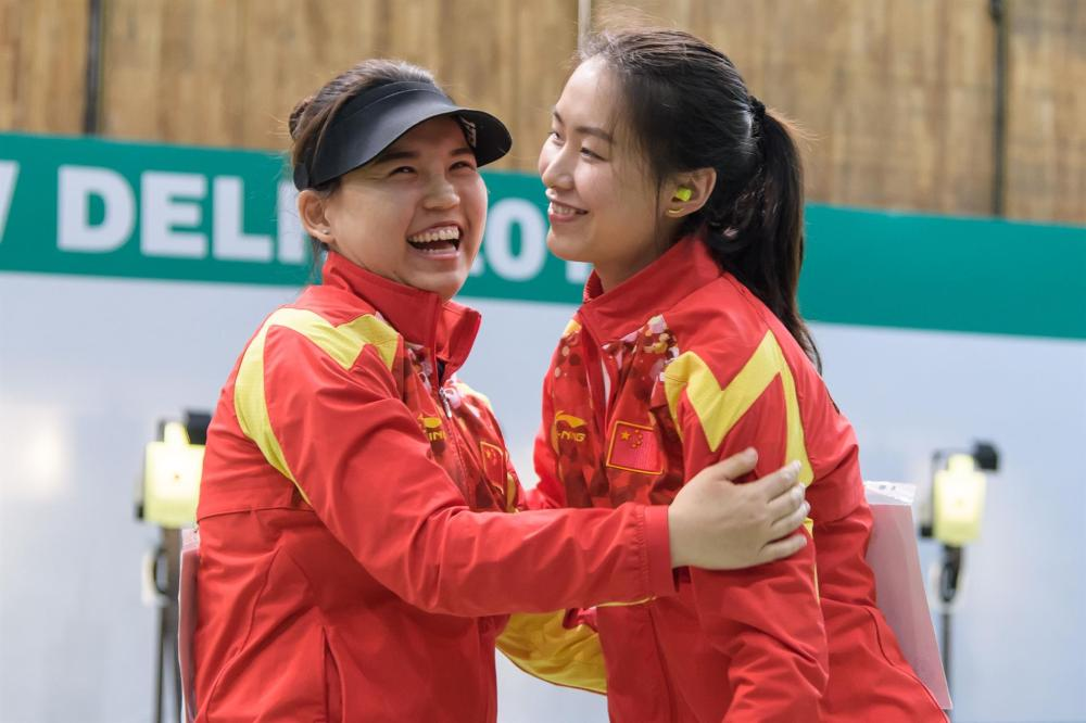 issf-world-cup-zhang-yiwen