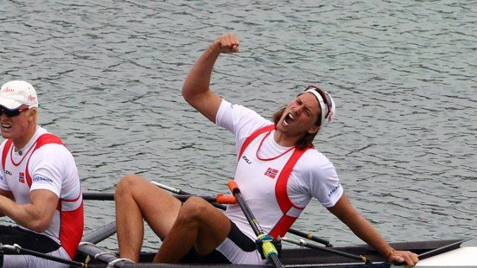 Nils Jakob Hoff Wins FILIPPI SPIRIT AWARD  Photo credit: FISA