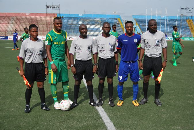 rivers-united-vs-kano-pillars-4, NPFL Match Day 7,Rivers United vs Kano Pillars,Nigeria Professional Football League