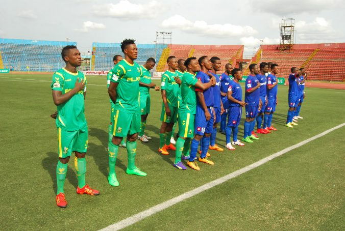 Rivers United vs Kano Pillars