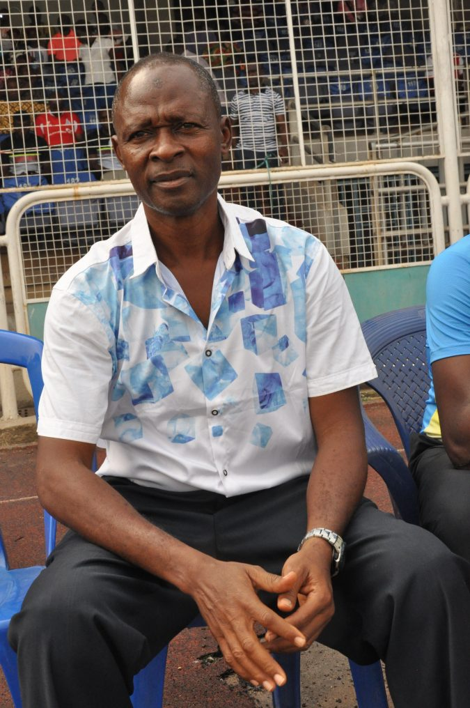 3SC Chief Coach Fatai Amoo