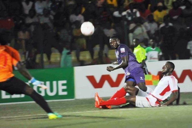 CNN Goal of the Week Winner Sikiru Olatunbosun,